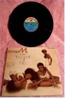LP  Boney M - Take The Heat Off Me  -  Von 1976  (Hansa International – 27 573 XOT) - Disco, Pop
