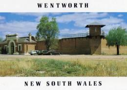 The Jail - Gaol 1880-1927 At Wentworth, NSW - Nucolorvue NCV 7612 Unused - Australie