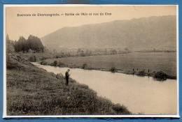 39 - CIZE --  Vallée De L'Ain Et Vue De.... - France