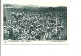A 1142 ARROMANCHES  CAMP ADOLPHE PETIT DEJEUNER SUR L HERBE - Arromanches