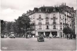 Z 935 CPSM   DIJON RUE MARECHAL FOCH HOTEL MOROT - Dijon