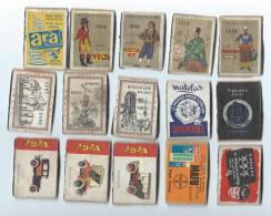 Etiquettes/Allumettes/Bel Gique/Théme Allumettes De Sûreté/Vrac/Années 50                     AL19 - Matchbox Labels