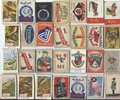 Etiquettes/Allumettes/Bel Gique/Théme Divers /Vrac/Années 50                   AL20 - Cajas De Cerillas - Etiquetas