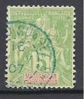 MADAGASCAR TYPE GROUPE  N� 42A OBL TTB