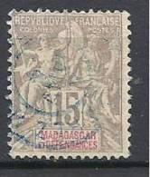 MADAGASCAR TYPE GROUPE  N� 44 OBL TTB