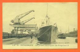 "Dpt  59  Dunkerque  ""  Les Grues Electriques Du Freycinet II  "" - Dunkerque"