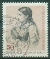 Berlin  1985  Bettina Von Arnim  (1 Gest. (used))  Mi: 730 (1,10 EUR) - Berlin (West)