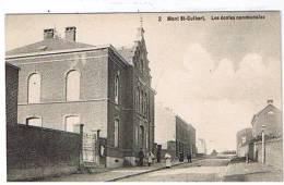 Mont-st-guibert - 2  Les Ecoles Communales - Mont-Saint-Guibert