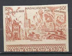 MADAGASCAR PA N� 71 NON DENTELE  NEUF** LUXE