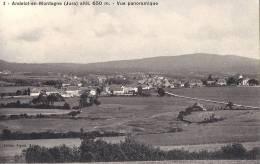 39 ANDELOT EN MONTAGNE 1910 ? ED FIGUET 1 TBE - Sin Clasificación