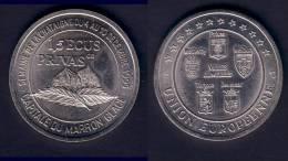 1,5 ECUS DE PRIVAS 1995 - Euros Des Villes