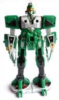 ROBOT TRANSFORMERS  VERT - Figurines