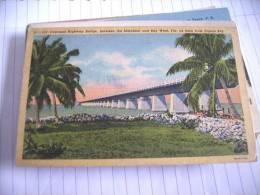 Amerika United States America USA FL Near Key West Bridge - Key West & The Keys