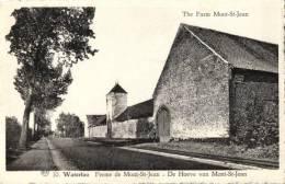 BELGIQUE - BRABANT WALLON - WATERLOO - Ferme De Mont-Saint-Jean. (n°30) - Waterloo