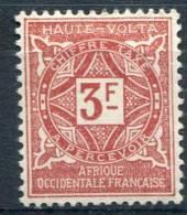 Haute-Volta             Taxe   20  *