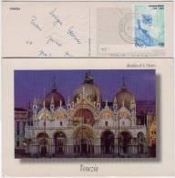 ITALY VENEZIA BASILICA DI S.MARCO 1998 - Venezia (Venedig)