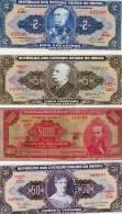 Brésil 10 Billets - état Usagé à Aunc, Voir Scan - Brasil