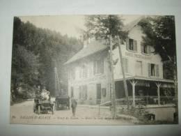 24 - BALLON D'ALSACE - Route Du Ballon - Hôtel Du Saut De La Truite - Autres Communes