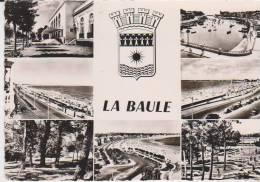 La Baule Carte Multivues - La Baule-Escoublac