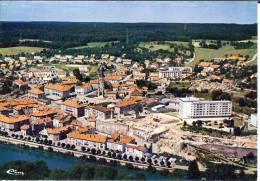 """88 - Vosges - CHATEL-sur-Moselle - Vue Générale Aérienne """" La Résidence """"  - Format  10,5 X 14,9 - Chatel Sur Moselle"""