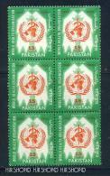 1968,Pakistn, MNH(**) Stamps, 6 St. - Pakistan