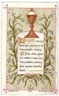 """IMAGE PIEUSE Bouasse : """" Le Christ Est Vrai .... """" VANNES Marie REMY Pensionnat Des Ursulines Maria LORRO - Andachtsbilder"""