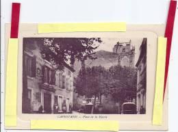 CAPESTANG    PLACE DE LA MAIRIE   TRES BEL ETAT - Capestang