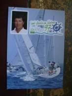 THIERRY PEPONNET TOUR DE FRANCE A LA VOILE 1997 - Vela