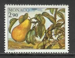 MONACO , Timbre Préo , 2.90 Frs , Les Quatres Saisons Du Poirier , Automne , 1989 , N° 104 , ** - Préoblitérés