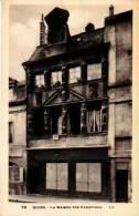 Dijon   163        La Maison Des Cariatides   . - Dijon