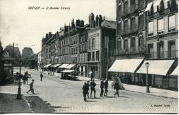 08-Sedan  -   L'Avenue Crussy - Sedan