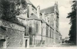 45-  Orléans    - L´Eglise   Saint-Paterne .-   L.L - Orleans
