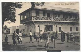 3373-ACCRA(GOLD  COAST)-OSTRICH-ANIMATA-1913-FP - Ghana - Gold Coast
