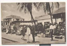 3375-SEKONDI-ACCRA(GOLD COAST)-MERCATO-ANIMATA-1909-FP - Ghana - Gold Coast