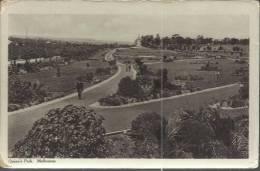 AUSTRALIA MELBORNE ESCRITA 1914 - Melbourne
