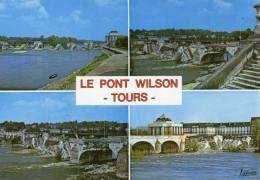 TOURS Le Pont WILSON Multivues - Tours