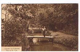 Court-st-etienne - Pont Sur La Tyle - Court-Saint-Etienne