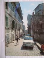 BELLEGRA - SCORCIO DEL BORGO ALTO (AUTOMOBILE FIAT 850 - Italy