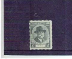 TSCHECHOSLOWAKEI , Czechoslovakia , 1937 , ** , MNH , Postfrisch , Mi.Nr. 380 - Nuovi
