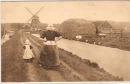 HOLLANDE   *VOLENDAM  *Dutch Scenery      Hollandsch Landschap - Non Classificati