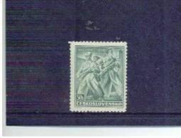 TSCHECHOSLOWAKEI , Czechoslovakia , 1938 , ** , MNH , Postfrisch , Mi.Nr. 392 - Cecoslovacchia