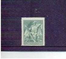TSCHECHOSLOWAKEI , Czechoslovakia , 1938 , ** , MNH , Postfrisch , Mi.Nr. 394 - Cecoslovacchia