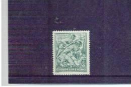 TSCHECHOSLOWAKEI , Czechoslovakia , 1938 , ** , MNH , Postfrisch , Mi.Nr. 393 - Cecoslovacchia