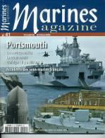 Marines Magazine N° 41 - Octobre 2005 -  Sommaire Complet En Annexe - Revues & Journaux