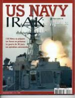 "Marines MagazineHors-Série  ""US NAVY - IRAK""  - Septembre 2003 - Revues & Journaux"