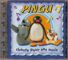 CD. PINGU Chante Pour Ses Amis. ENFANTS. 13 Titres - - Niños