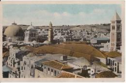 1959 GERUSALEMME JERUSALEM - SHOWING MT OF OLIVES - Israel