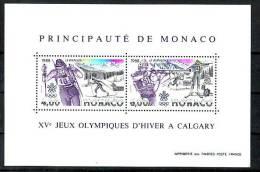 Monaco  Block  38   **/MNH (zz2468 ) Siehe Scan ! - Bloques