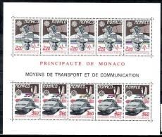 Monaco  Block  39  **/MNH (zz2470 ) Siehe Scan ! - Bloques