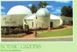 Botanic Gardens, Mt. Coot-tha, Brisbane - Nucolorvue NCV3088 Unused - Brisbane
